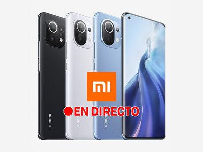 Xiaomi Mi 11: presentación oficial en directo y en vídeo