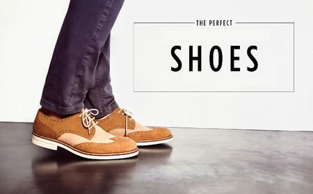 En busca del zapato perfecto de la mano de HE by Mango