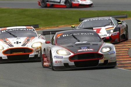 Las mejores imágenes de la cita del FIA GT1 en Sachsenring