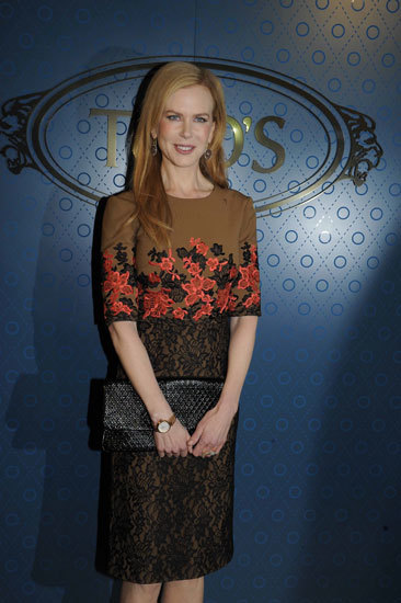 Nicole Kidman evento Tod