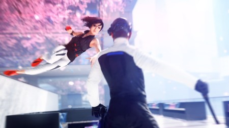 Faith regresa con sus espectaculares movimientos en este nuevo gameplay de Mirror's Edge: Catalyst