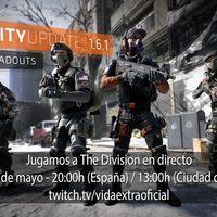 Streaming de The Division a las 20:00h (las 13:00h en Ciudad de México)