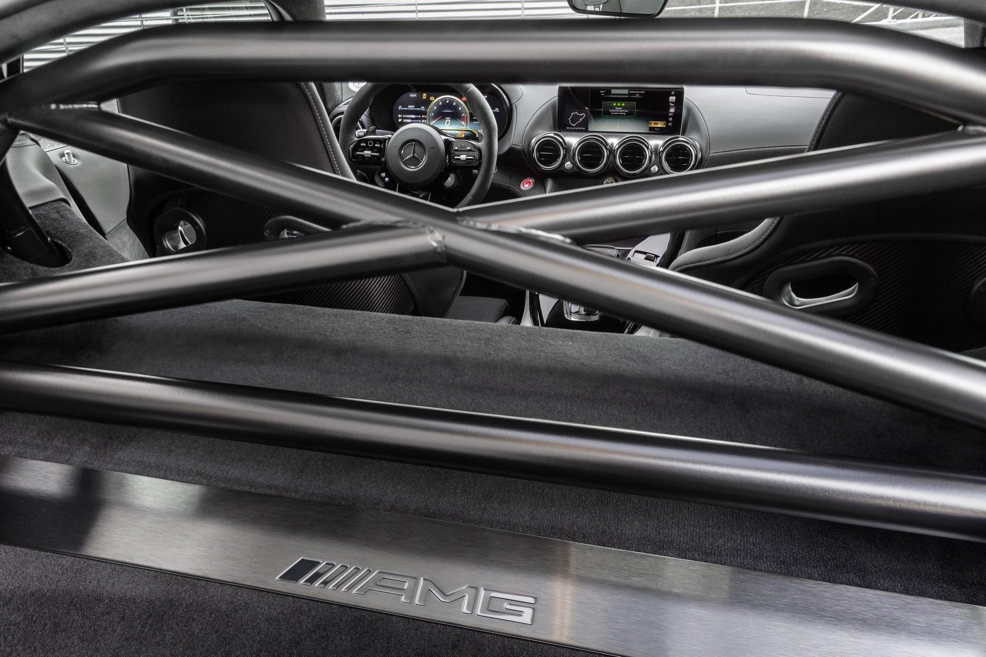 Foto de Mercedes-AMG GT 2020 (42/44)