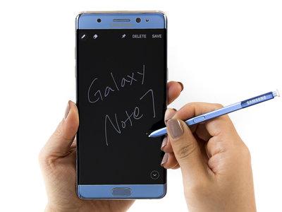 Los Galaxy Note 7 comprados en AT&T México se podrán cambiar por teléfonos de otras marcas
