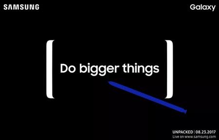 Galaxy Note 8: el próximo estandarte de Samsung está cada vez más cerca, esto es todo lo que sabemos