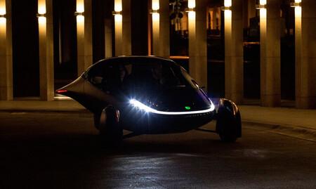 Aptera, coche eléctrico solar