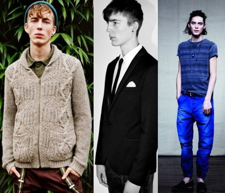 Contryside, Smart y Boho. Tres tendencias Topman para la Primavera 2011