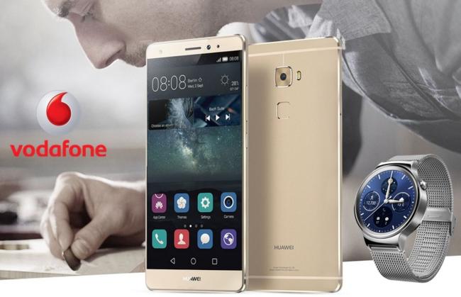 Precios Huawei Mate S Con Tarifas Vodafone