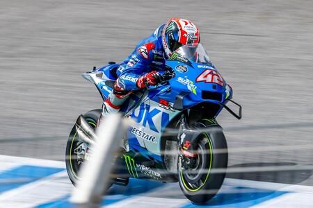 Rins Jerez Motogp 2021