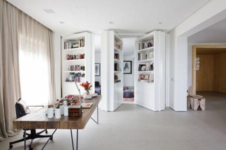 Librería que esconde una habitación