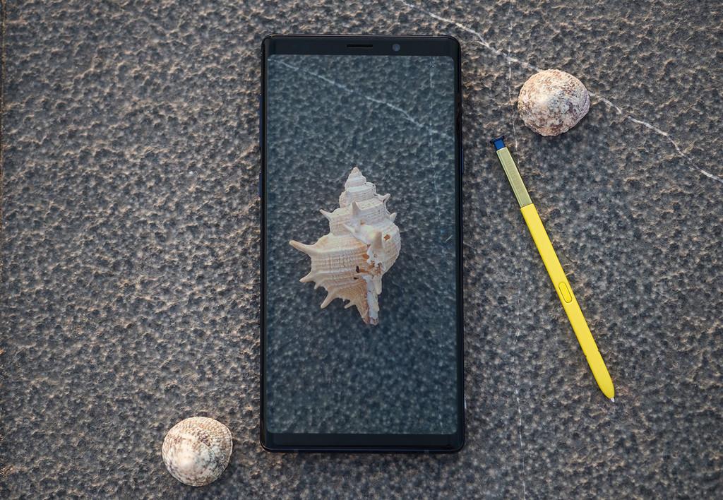 Samsung Galaxy Note 9 tras un mes de uso: el smartphone 'S Pentacular