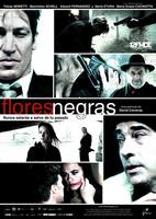 'Flores negras', un thriller de espionaje: cartel y tráiler