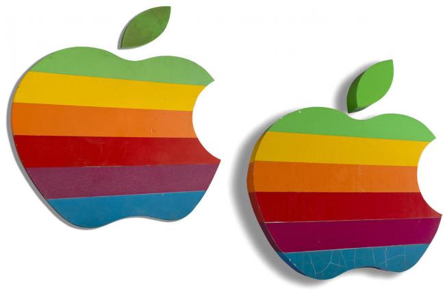 El logo multicolor de Apple™ regresaría a algunos de sus artículos este 2019, según rumores
