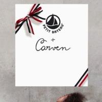 Carven colabora con Petit Bateau en una colección especial para Navidad