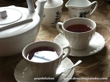 La ceremonia del té de las cinco (parte I, la infusión)