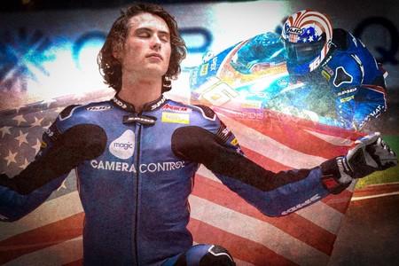 Joe Roberts Moto2 2020