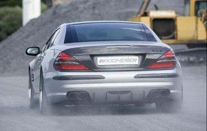 Mercedes SL 65 AMG kicherer K60 Evo