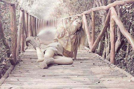 ¿Son ridículas las poses en la fotografía de moda?