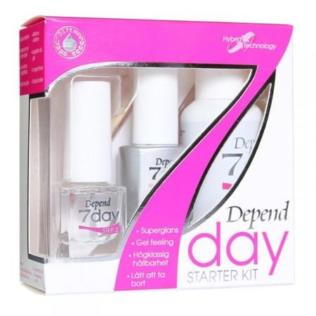 Depend 7 Day Kit, ¿una manicura duradera sin gastarse un dineral?
