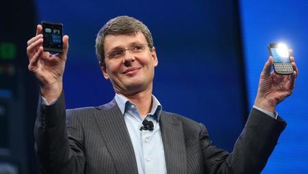 Las patentes de BlackBerry valen 5,000 millones de dólares