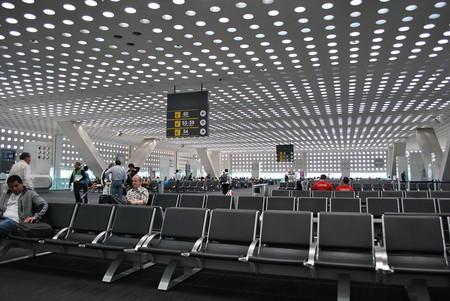 Aeropuerto Internacional De La Ciudad De Mexico Terminal 2 Area De Salidas