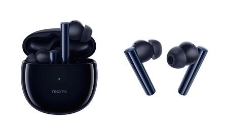 Realme Buds Air 2, auriculares TWS y con cancelación de ruido activa a un precio ridículo