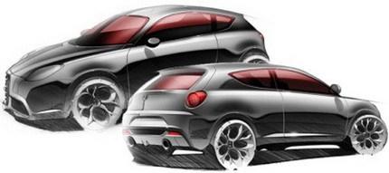 Alfa Furiosa, el nombre para el nuevo modelo de Alfa