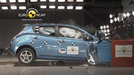 EuroNCAP-Nissan-LEAF-2011-front
