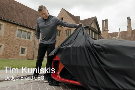Dodge Emuscle Car 4