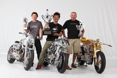 Campeonato mundial de constructores Custom 2011