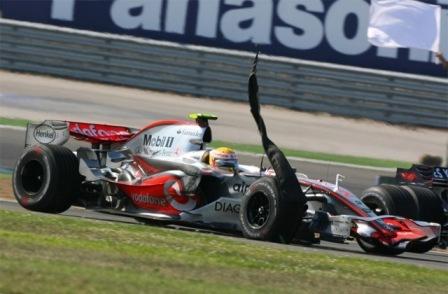 El neumático delantero derecho va a sufrir en Turquía