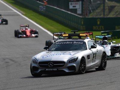 El coche de seguridad autónomo podría llegar muy pronto a la Fórmula 1