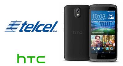 HTC Desire 526G, precio y disponibilidad con Telcel