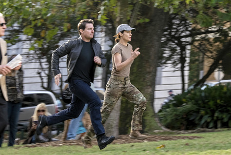 Tom Cruise Cobie Smulders Jack Reacher Nunca Vuelvas Atras