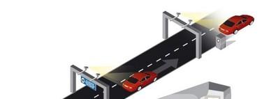 Radares de tramo: qué son y cómo funcionan