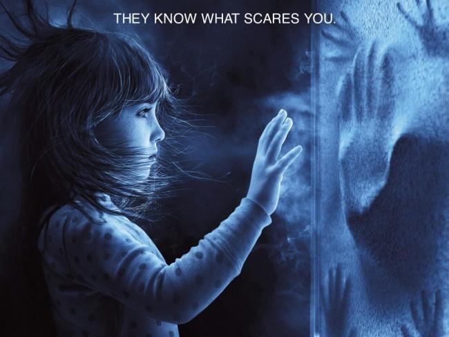 Imagen promocional del remake de Poltergeist