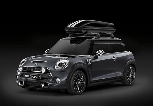 Mini Cooper Usa >> Las nuevas partes de individualización del nuevo Mini Cooper