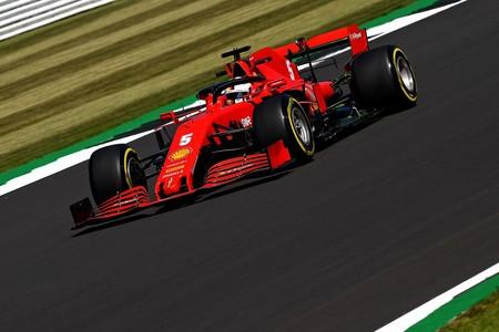 Vettel Silverstone F1 2020 5