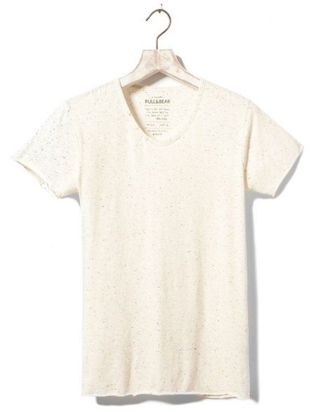 Camiseta panadero blanca