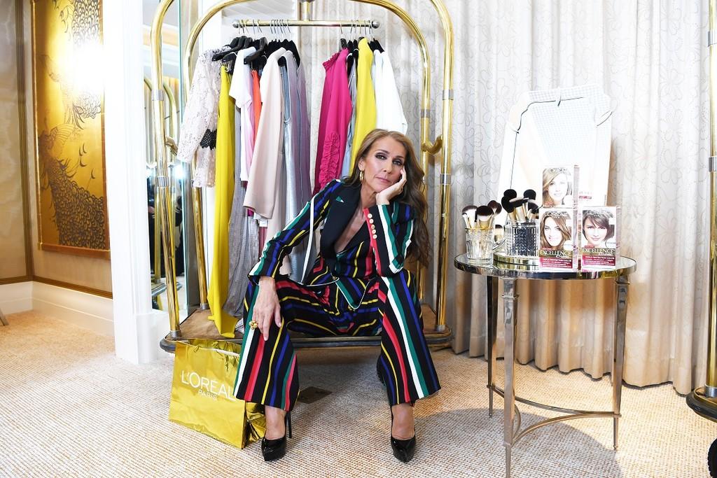 Un fichaje de altura: Céline Dion se convierte en la nueva embajadora de L'Oréal Paris
