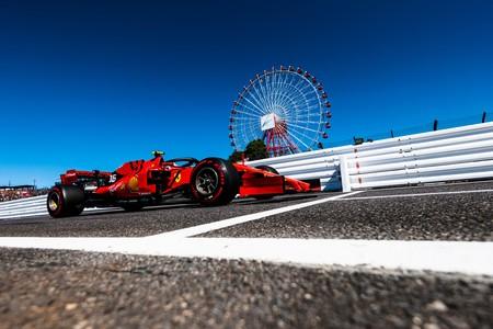Leclerc Japon F1 2019