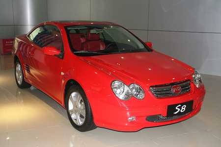 BYD S8