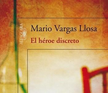 Vargas Llosa homenajea a los héroes cotidianos en su nueva novela