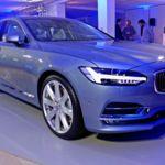 Volvo S90 y Volvo V90: súbete con nosotros a los nórdicos del futuro
