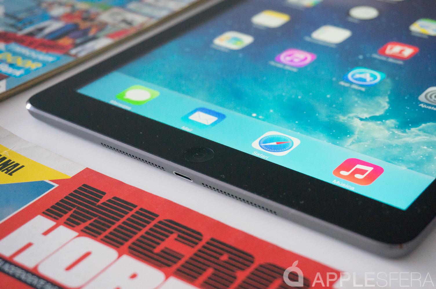 Foto de Así es el nuevo iPad Air (7/34)