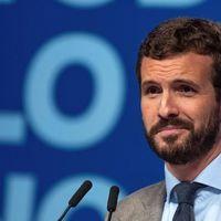 """""""Hola, soy Pablo Casado"""": el PP activa un envío masivo de SMS a dos días de las elecciones"""