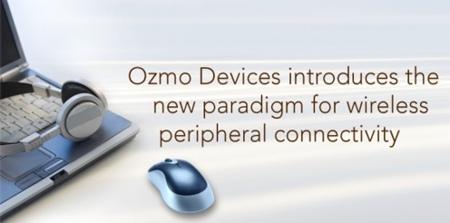 Ozmo, periféricos conectados por Wi-Fi