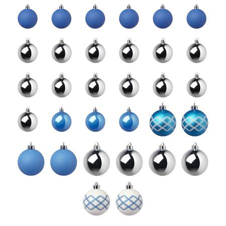 Blue Bolas