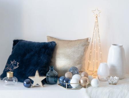 """15 ideas deco con alma """"glam chic"""", de Maisons du Monde, para regalar esta Navidad"""
