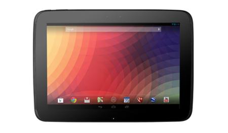 Nexus 10, toda la información del nuevo Android de Google